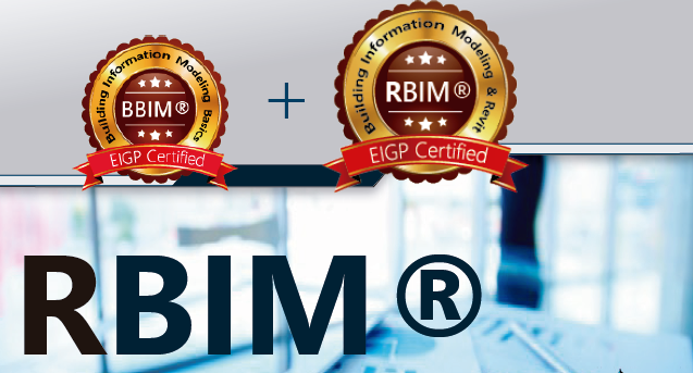 Certificación RBIM®. (Building Information Modeling with REVIT)