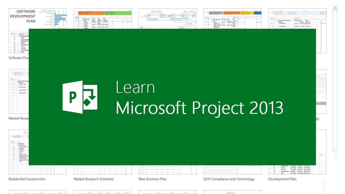 Curso Avanzado en Microsoft Project 2013 - X Convocatoria Febrero 2017