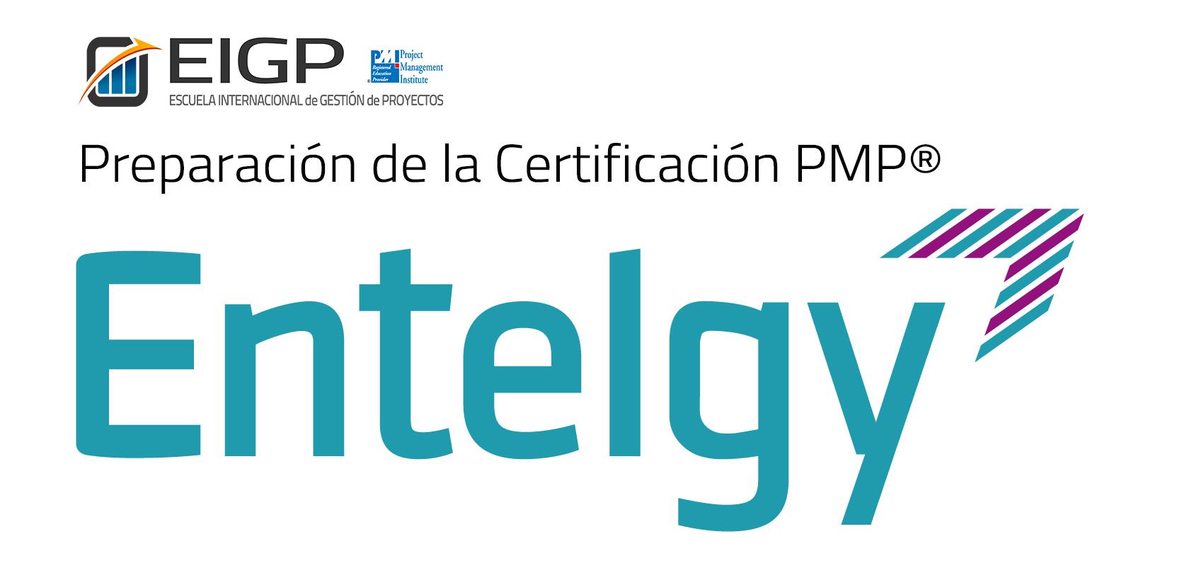 Curso de Preparación de la Certificación PMP / Empleados ENTELGY