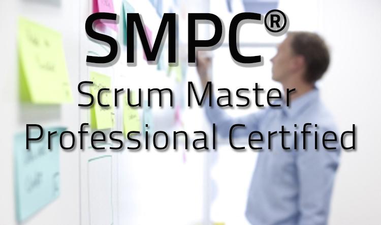 Curso de Certificación SMPC® (Scrum Master Professional Certified)